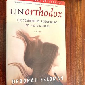 Hardcover Book - Unorthodox by Deborah Feldman